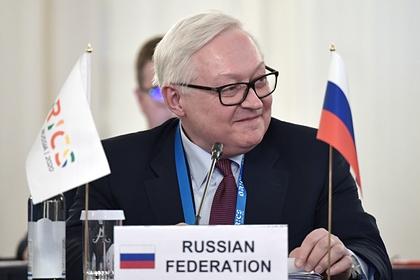 Россия объявила об утрате доверия к США
