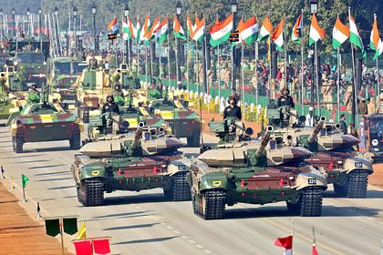 Индия закупит российского оружия и запчастей на 800 миллионов долларов