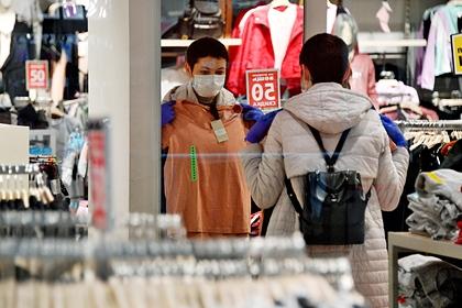 Россияне стали чаще покупать одежду в секонд-хендах