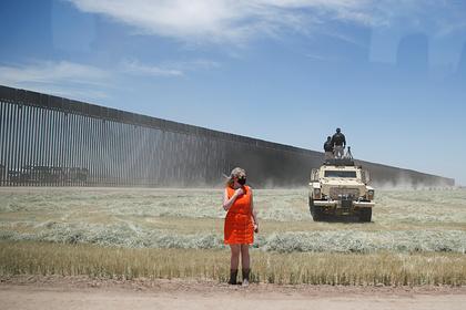Гражданку США задержали в Мексике с госсекретами и похищенным ребенком