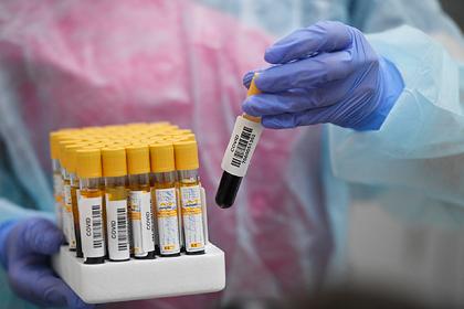 В России выявили 6368 новых случаев заражения коронавирусом