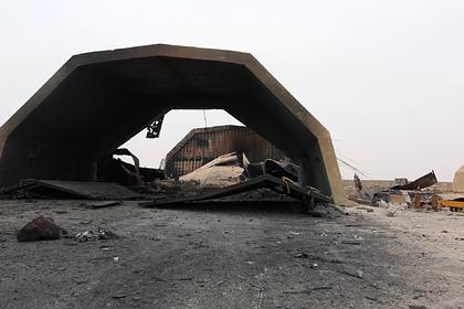 Ливия обвинила иностранные государства в атаке на авиабазу