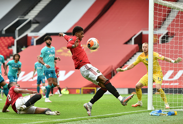 Матч «Манчестер Юнайтед» — «Борнмут»