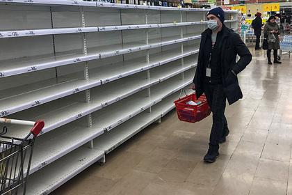 В России отметили начало самого тяжелого периода кризиса