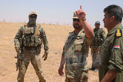 К «любимому сирийскому командиру Путина» приставили российского спецназовца