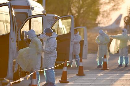 ВОЗ сочла бубонную чуму неопасной