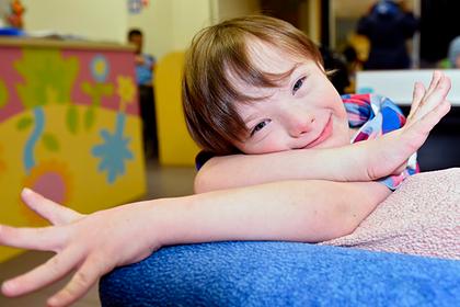 Российская соцсеть проведет круглый стол о жизни детей с синдромом Дауна