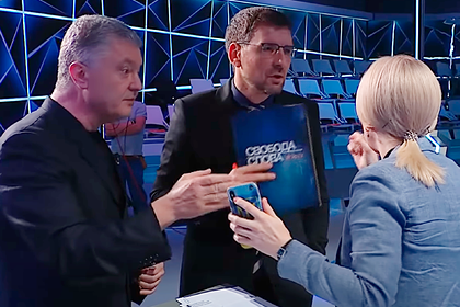Порошенко припомнили поздравление Путина с Днем России
