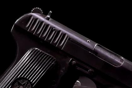 Личный пистолет Калашникова показали на видео