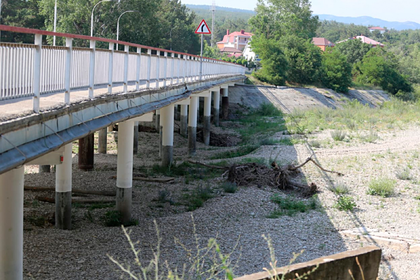 На любимом курорте россиян появилась угроза засухи