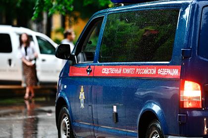 Следователи пришли с обыском на дачу генерала МВД