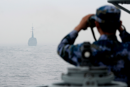 Япония пожаловалась на рекордные нарушения границ Китаем