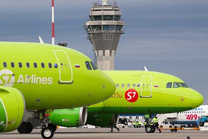 Российская авиакомпания начала летать за границу