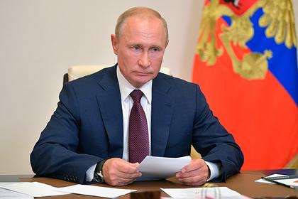 Путин продлил финансирование «Русского мира»