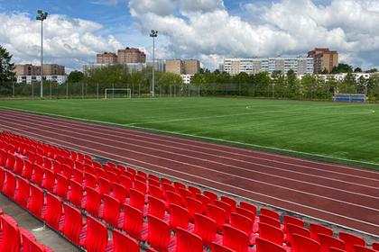 Воробьев осмотрел стадион «Химик» после реконструкции