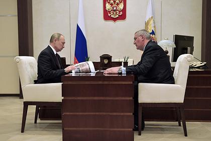 Кремль прокомментировал слухи об отмене Путиным встречи с Рогозиным