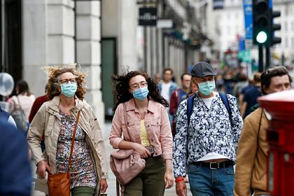 ВОЗ прокомментировала вероятную передачу коронавируса по воздуху