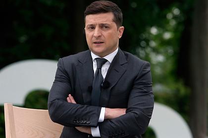 Зеленский признался в нарушении закона