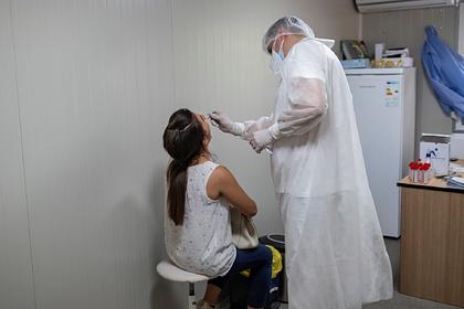 В Сербии ввели комендантский час из-за острой ситуации с коронавирусом