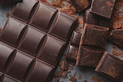 Названа польза шоколада