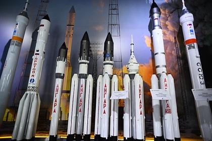 «Ангару» назвали лучшей в мире и уступающей только ракете Илона Маска