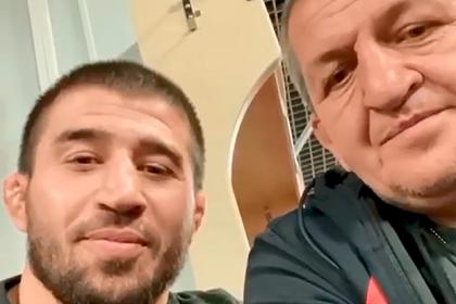 Российский боец UFC вспомнил о работе с Абдулманапом Нурмагомедовым