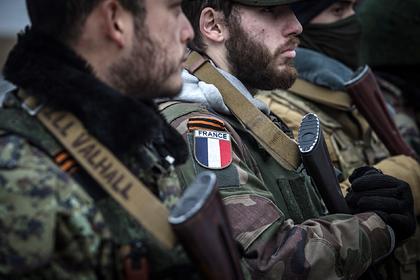На Украине завели дело против воевавших в Донбассе французов