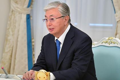 Президент Казахстана призвал не поддаваться панике из-за коронавируса