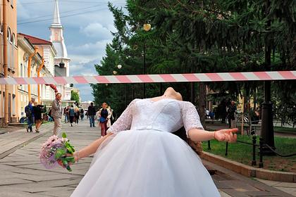 Россиянки бросились замуж после выхода из карантина