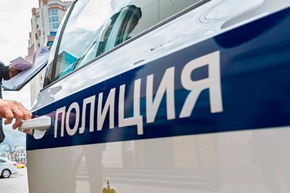 Российская полицейская пожаловалась на избиение на рабочем месте