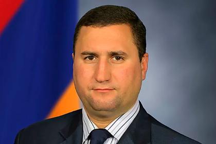 Замминистра обороны Армении заразился коронавирусом