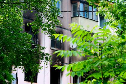 Виновник взрыва в жилом доме в Москве умер в больнице