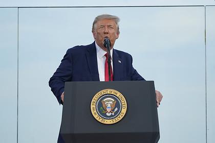 Трампа призвали сделать пожертвование от имени Байдена