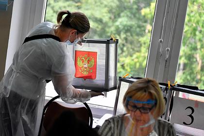 В ЦИК проверят попытки двойного голосования по Конституции