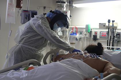 Число зараженных коронавирусом в США превысило три миллиона