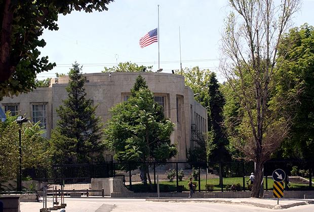 Посольство США в Анкаре (Турция)