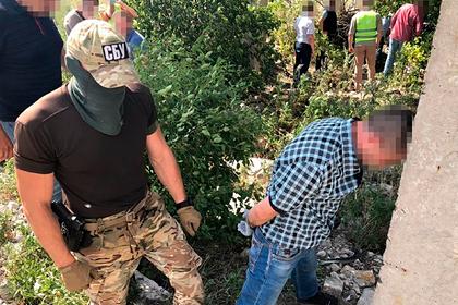 На Украине задержали «агента ФСБ» при подготовке взрыва на химкомбинате