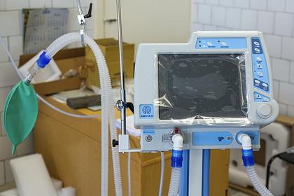 Раскрыты результаты проверки загоревшихся в больницах российских аппаратов ИВЛ