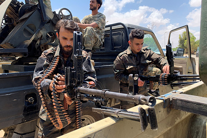 Россия и Турция решили договориться о мире в Ливии