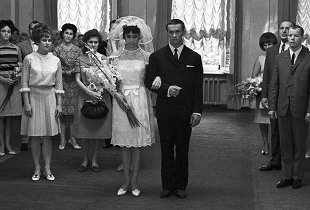Свадьба Зинаиды и Михаила Ворониных