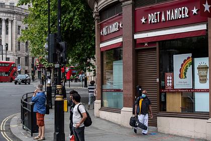 Экономику Великобритании спасут за счет скидок в ресторанах