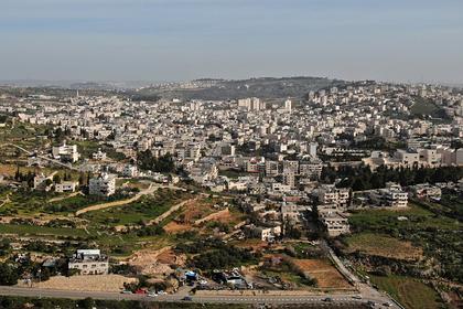 Названы сроки начала аннексии палестинских территорий Израилем