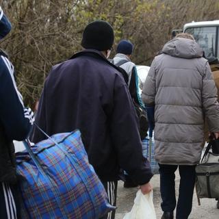 Обмен пленными между Киевом и Донецком