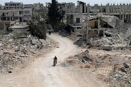 В России предупредили о подготовке террористами провокации в Сирии