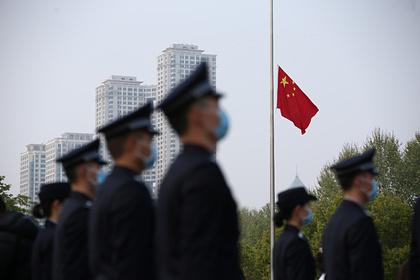 Россия поддержала отказ Китая от переговоров о контроле над вооружениями