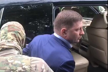 В администрации Хабаровского края прокомментировали задержание губернатора