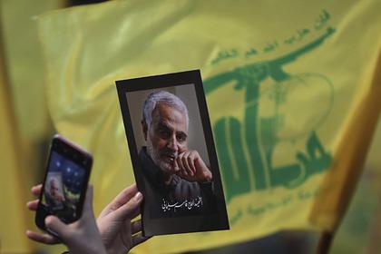 Британия оставила в силе санкции против убитого генерала Сулеймани