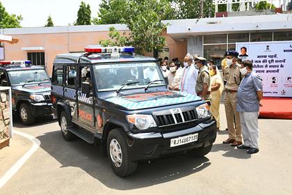 В Индии задержали самого разыскиваемого преступника