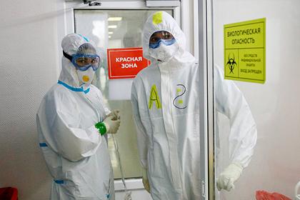 В России вылечилось 480 из 707 тысяч зараженных коронавирусом