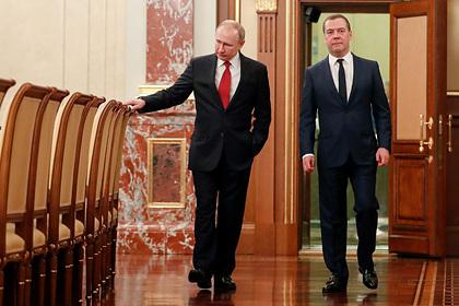 Медведев рассказал о товарищеских отношениях с Путиным